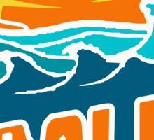 Bali Paradise Island Sticker