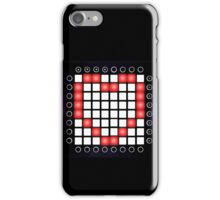 EDM LAUNCHPAD HEART iPhone Case/Skin
