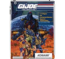 G.I. Joe iPad Case/Skin