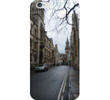 Streets of Oxford iPhone Case/Skin
