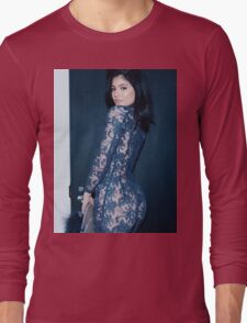 Kylie Jenner Spiral Long Sleeve T-Shirt