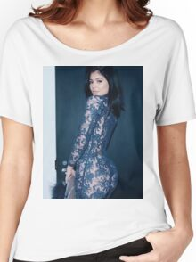 Kylie Jenner Spiral Women's Relaxed Fit T-Shirt