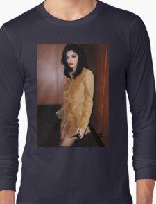 Kylie Jenner Mary Jo Long Sleeve T-Shirt