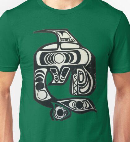 Pacific-Northwest Orca Unisex T-Shirt