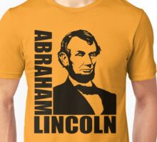 ABRAHAM LINCOLN-2 Unisex T-Shirt