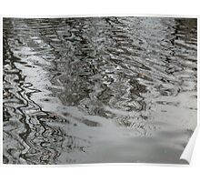Abstract water 2 Poster