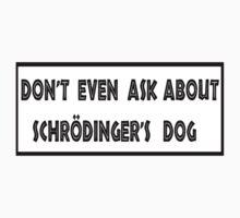 Schrödinger's Dog Kids Clothes