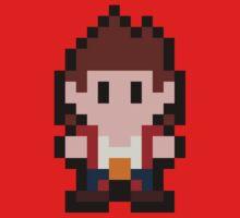 Pixel Jimmy Lee One Piece - Short Sleeve