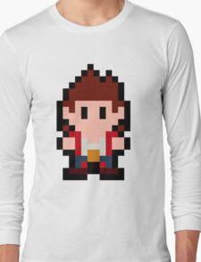 Pixel Jimmy Lee Long Sleeve T-Shirt