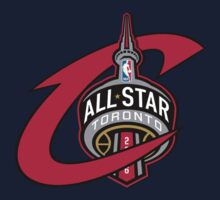 Cleveland Cavaliers - All Star (Limited Edition) by SaumonVert