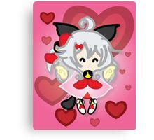 Mini Chibi Cupid Canvas Print