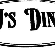 JJ's Diner Sticker