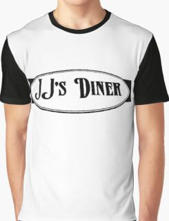 JJ's Diner Graphic T-Shirt