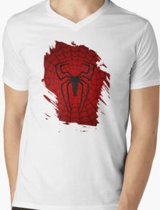 the underspider Mens V-Neck T-Shirt