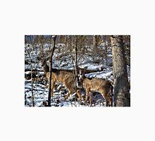 Pennsylvania Deer in Winter T-Shirt