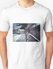 Snowy Shed Unisex T-Shirt
