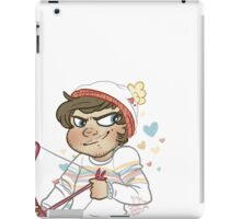 louis is not responsible for people falling in love iPad Case/Skin