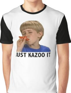 Just Kazoo It Graphic T-Shirt