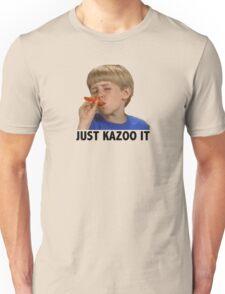 Just Kazoo It Unisex T-Shirt