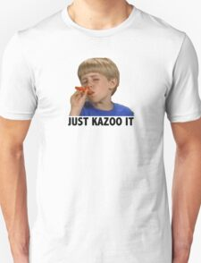 Just Kazoo It T-Shirt