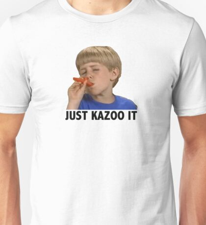 Just Kazoo It Unisex T-Shirt