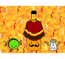 Tequila Party! Photographic Print