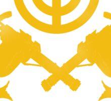 Coco Adel Crest Sticker