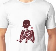 Red Skelly Unisex T-Shirt