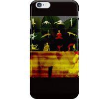 UNITED STATES OF YOGA iPhone Case/Skin