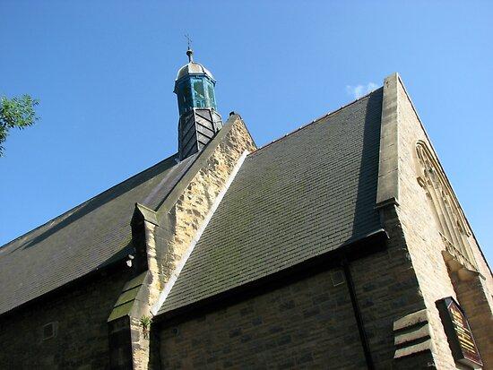 All Saints Church, South Shields by BlueMoonRose