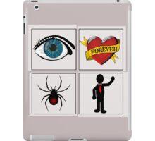 I Love Spider Man ... iPad Case/Skin
