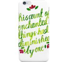 Enchanted Things iPhone Case/Skin