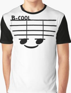 B-Cool (with text) Graphic T-Shirt