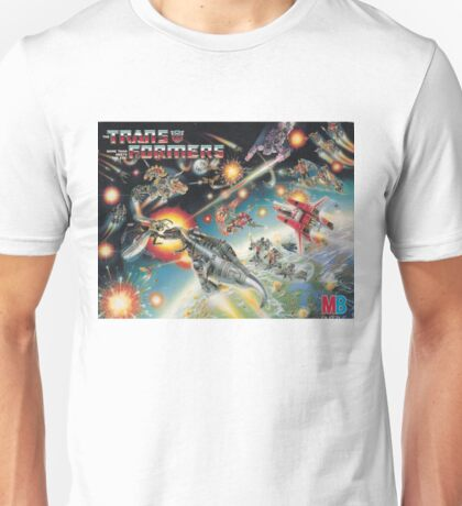 Transformers Unisex T-Shirt
