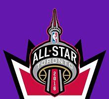 Sacramento Kings - All Star (Limited Edition) by SaumonVert
