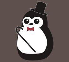 Classy Penguin One Piece - Short Sleeve