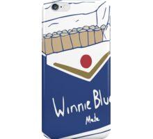 Winnie Blue's Mate  iPhone Case/Skin