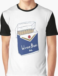 Winnie Blue's Mate  Graphic T-Shirt