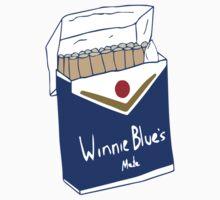 Winnie Blue's Mate  Kids Clothes