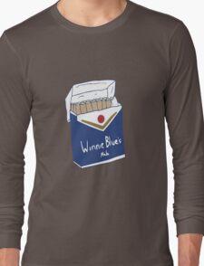 Winnie Blue's Mate  Long Sleeve T-Shirt