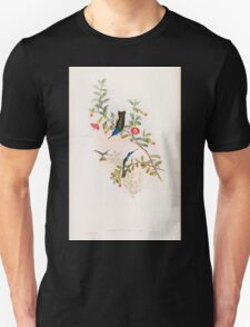 A monograph of the Trochilidæ or family of humming birds by John Gould 1861 V5 028 T-Shirt