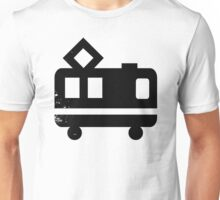 Cute Train Unisex T-Shirt