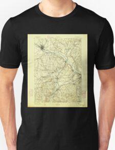 New York NY Oriskany 148071 1895 62500 T-Shirt