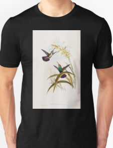 A monograph of the Trochilidæ or family of humming birds by John Gould 1861 V2 150 Lampornis Veraguensis T-Shirt