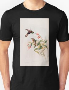 A monograph of the Trochilidæ or family of humming birds by John Gould 1861 V2 138 Oreotrochilus Adela T-Shirt