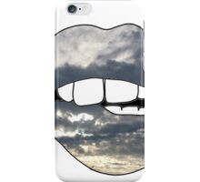 Sky Lips iPhone Case/Skin