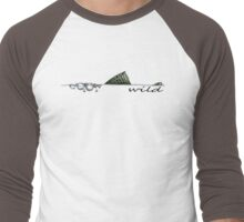 Wild Men's Baseball ¾ T-Shirt
