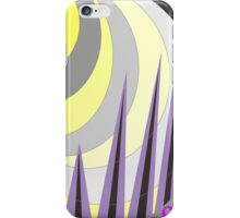 Swirls 1 iPhone Case/Skin