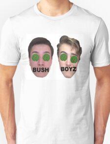 "BushBoyz ""Face Logo"" BushWear T-Shirt"