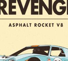 1969 Revenge  Sticker